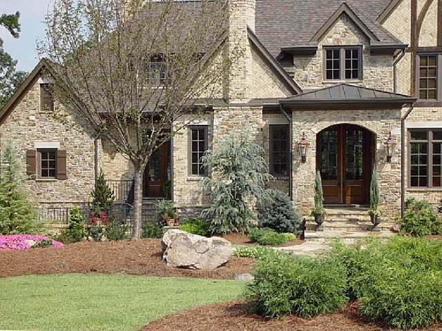 Stone Siding In Atlanta Ga The Rock Yard